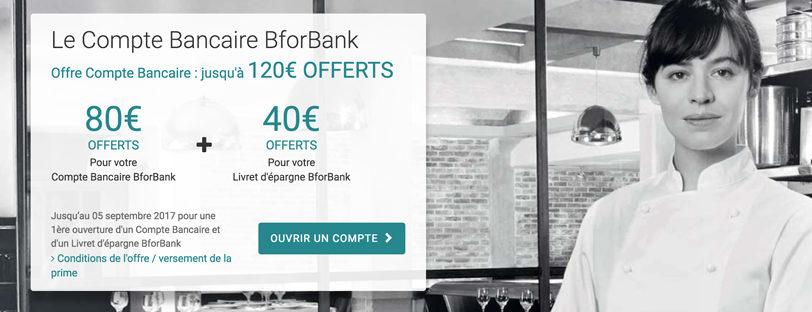 Livret BforBank